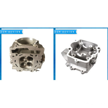 High Quality OEM Casting Head Cylinder